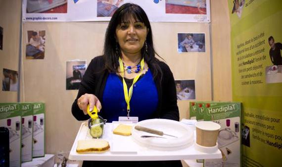 Laureate Rita Basile (France)