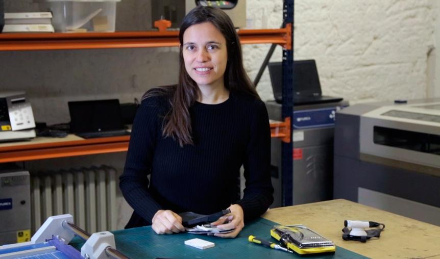 Laureate Lise Pape (Denmark)