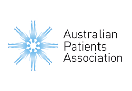 Logo Australian Patients Association