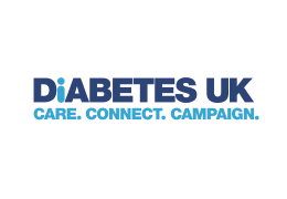 Logo Diabetes UK