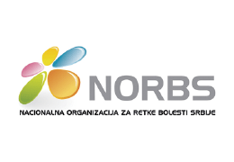 Logo National Organization for Rare Diseases Serbia